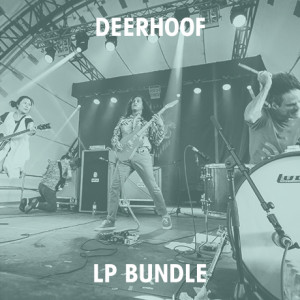 Pick 3 Deerhoof LPs Bundle