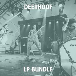 Pick 3 Deerhoof LPs Bundle