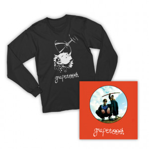Grapetooth  Devil Long-Sleeved Shirt