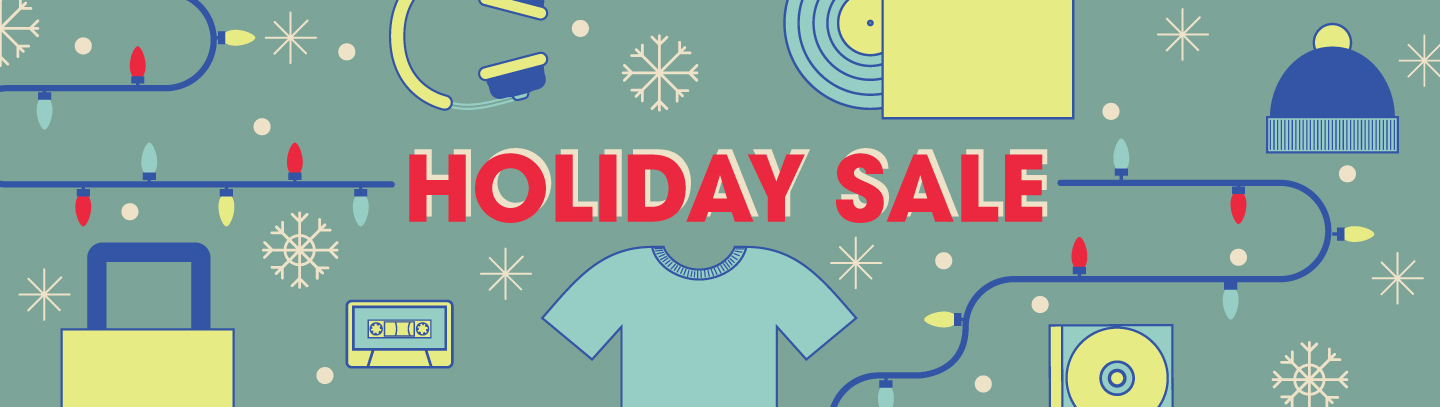 50 OFF DIGITAL HOLIDAY SALE