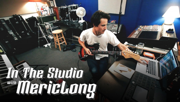 Watch In The Studio with Meric Long (The Dodos, FAN)