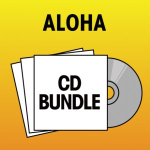 Pick 3 Aloha CDs Bundle