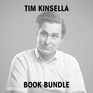 Pick 2 Tim Kinsella Books Bundle