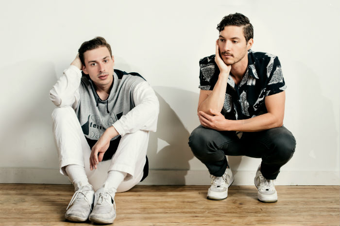 Ellie Herring Remix Painted Palms' 'Refractor'