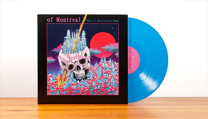 ​Happy release day to of Montreal's 15th studio album, White Is Relic/Irrealis Mood!
