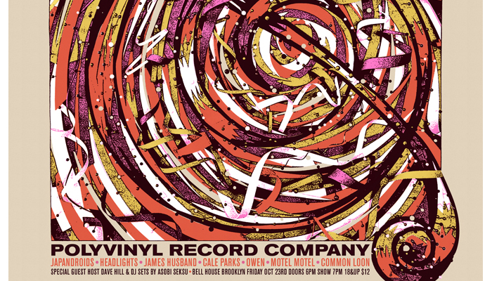 Polyvinyl Heads to New York for CMJ 09!