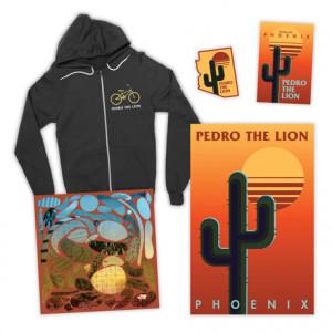 Phoenix  Yellow Bike Sweatshirt  Welcome to Phoenix Souvenir Set