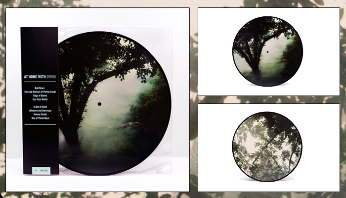 Pre-Order At Home With Owen Limited Edition Picture Disc