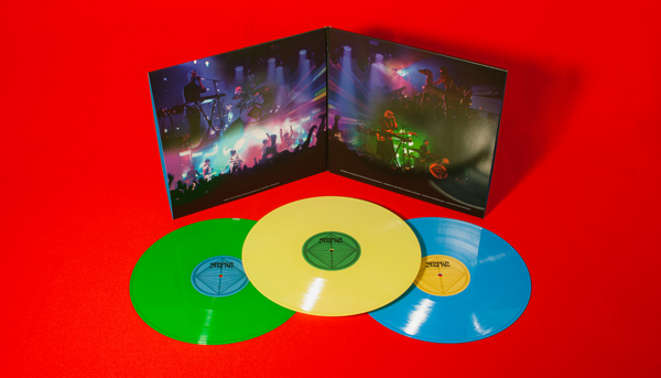 STRFKR releases Live From Brooklyn Steel 3xLP alongside full-length concert film