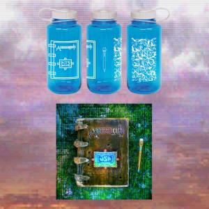 USA  USA Nalgene Water Bottle