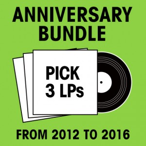 Anniversary Bundle 2012-2016