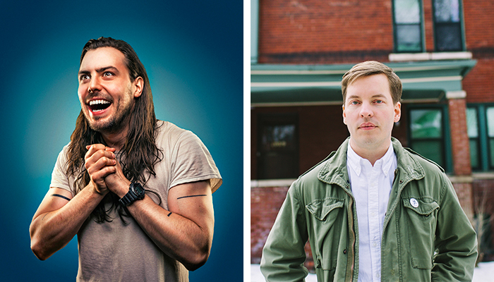 Andrew W.K. and Fred Thomas on The Talkhouse Music Podcast