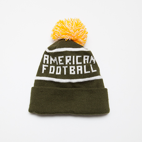 b48bfdbbe American Football. American Football Knit Hat