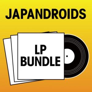 Pick 2 Japandroids LPs Bundle