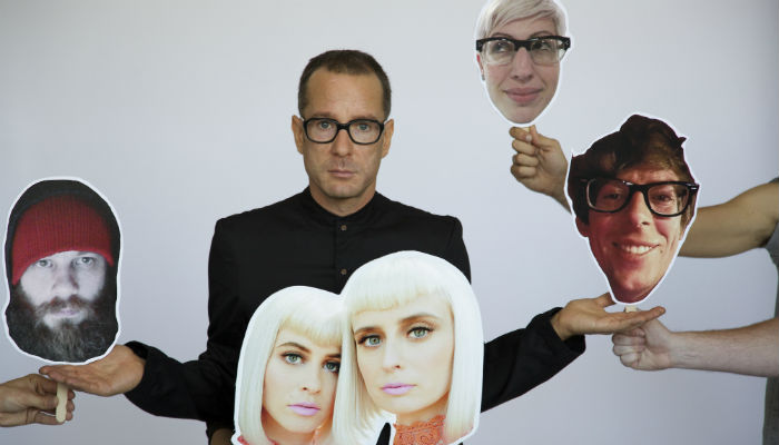Matt Sharp of The Rentals Chats with Substream Magazine