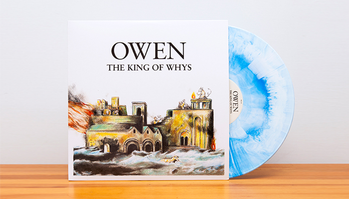 New Owen Album, The King of Whys, Out Now!