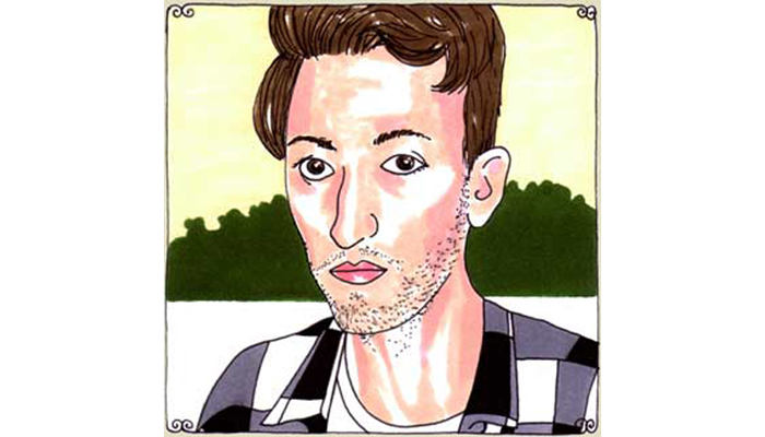 Cale Parks Performs on Daytrotter