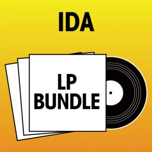 Pick 2 Ida LPs Bundle