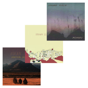 Vivian Girls 3 LP Bundle
