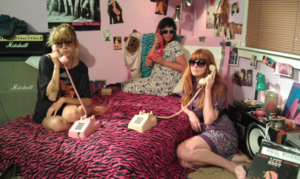 New Vivian Girls Music Video in the Works