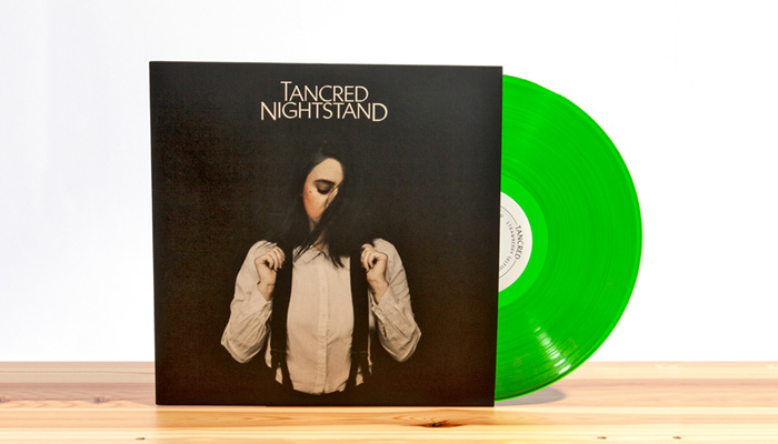 Tancred's powerful storytelling reaches new heights with Nightstand, out today!