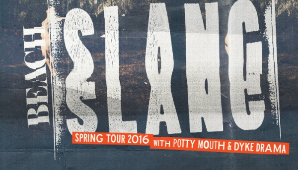 Beach Slang Announce Spring US Tour w/ Potty Mouth & Dyke Drama