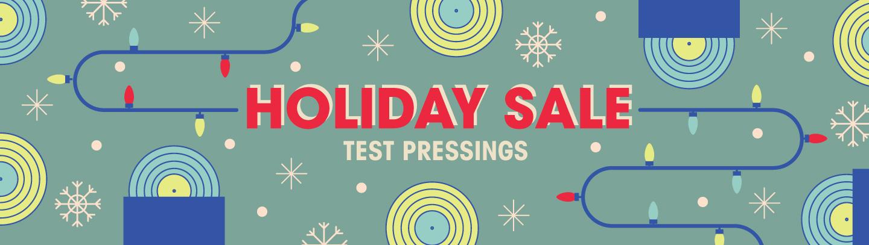 Test Pressings