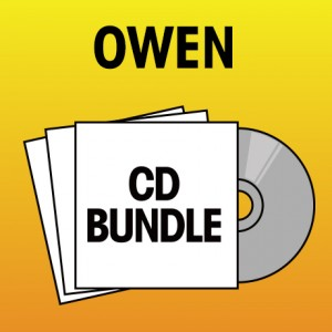 Pick 3 Owen CDs Bundle