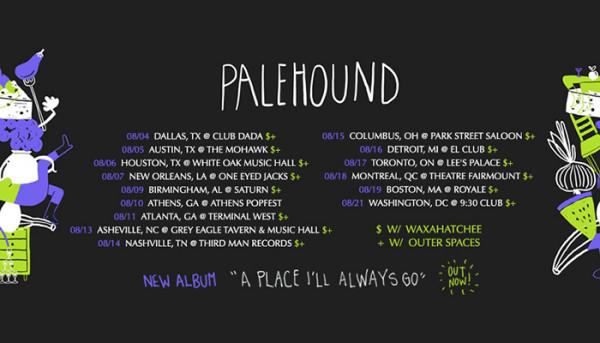 Palehound announces tour dates w/ Jay Som, Mitski, Protomartyr