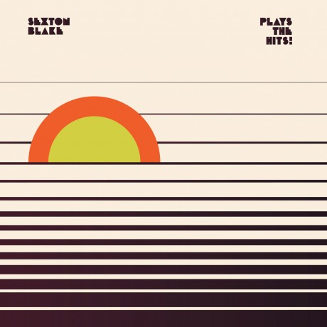 Sexton Blake - Plays The Hits Album Art