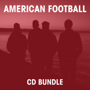 Pick 2 American Football CDs Bundle