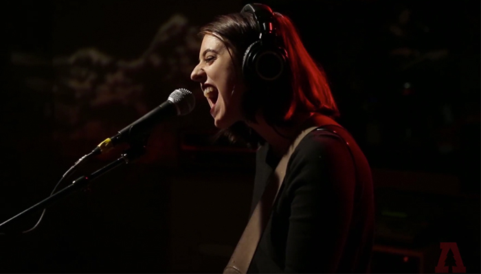 Watch Tancred's Full Audiotree Session