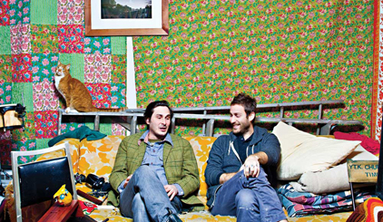 Mike & Tim Kinsella Interview Each Other on ALARM