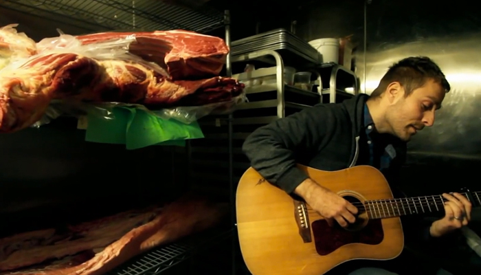 Owen - An Animal - Live at The Butcher & Larder
