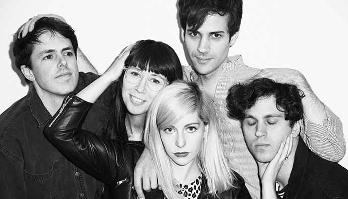 Alvvays Featured on Band of the Day App