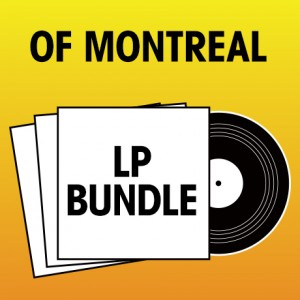 Pick 3 of Montreal LPs Bundle 1