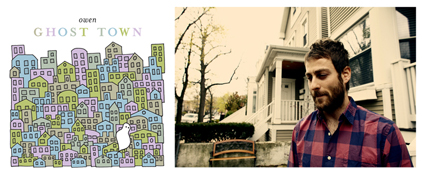 Stream Owen's New Album - Ghost Town - on Rdio!
