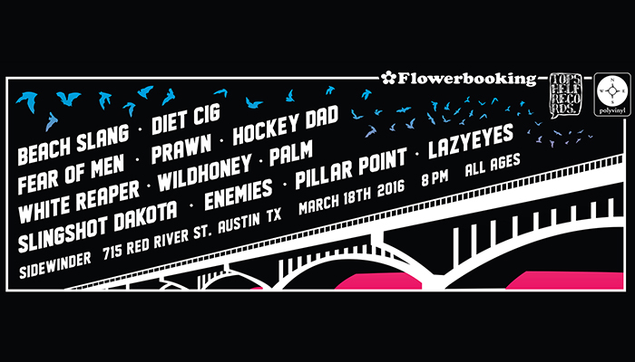Polyvinyl at SXSW 2016