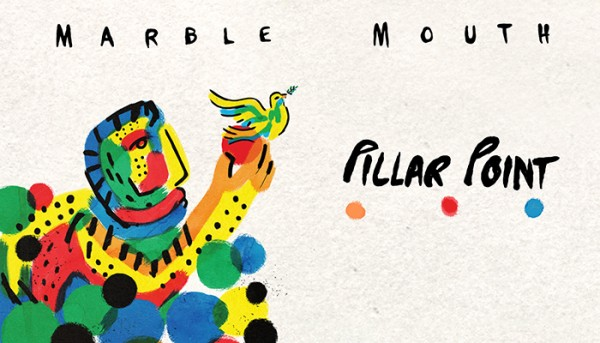 New Pillar Point Album - Marble Mouth - OUT NOW!