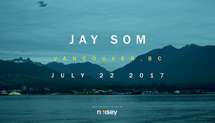 Watch Jay Som perform live at JanSport's Bonfire Session in Vancouver