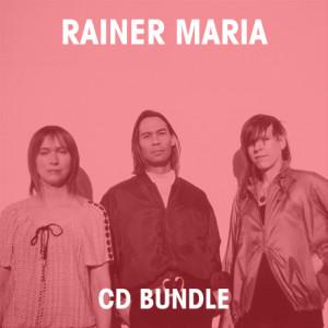Pick 3 Rainer Maria CDs Bundle