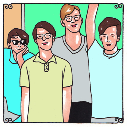 New STRFKR Session on Daytrotter