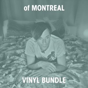 Pick 3 of Montreal LPs Bundle