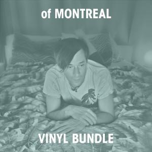 Pick 3 of Montreal LPs Bundle