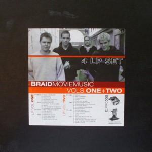 Movie Music Vol. One + Two (Box Set)