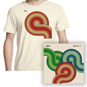 Vault  Concentric Circles T-Shirt