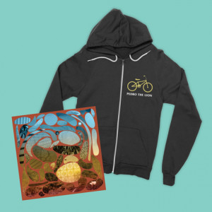 Phoenix  Yellow Bike Sweatshirt