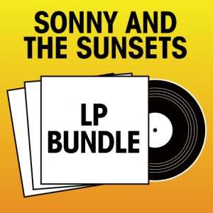 Pick 2 Sonny  The Sunsets LPs Bundle