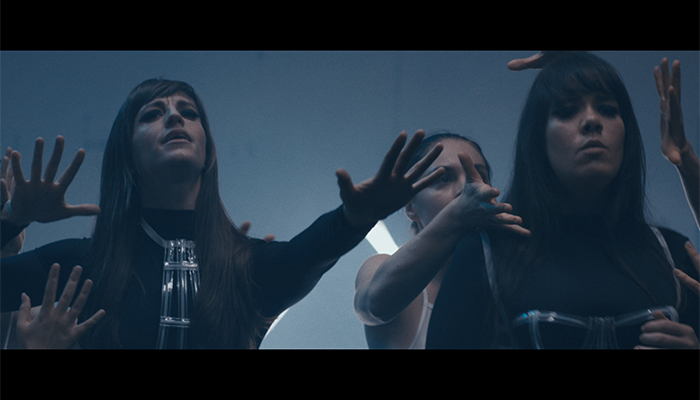 "Psychic Twin Releases New Music Video For ""Stop In Time"""
