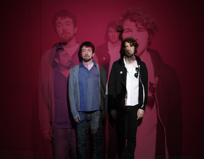 Japandroids on Last Call With Carson Daly Tonight!
